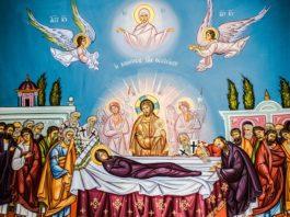 Ascension de la Vierge Marie